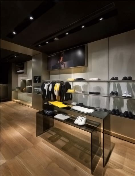 porsche design store porsche design store in the shoppes at marina bay sands singapore 187 retail design