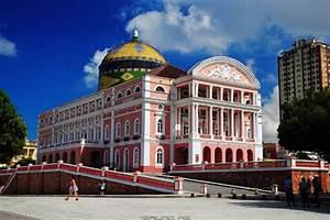 Teatro Amazonas - Peças e Curiosidade Turismo - Cultura Mix