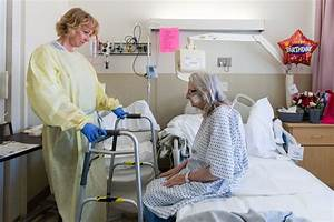 Elderly Hospital Patients Arrive Sick – and Leave Disabled ...
