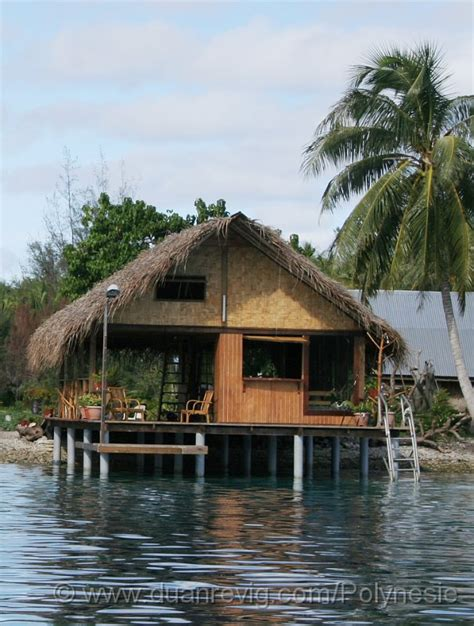 index albums photos polynesie huahine maison au bord de l eau