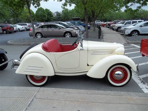 bantam car american bantam roadster force become motion pinterest