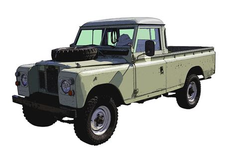 land rover pickup truck 1971 land rover pickup truck photograph by keith webber jr