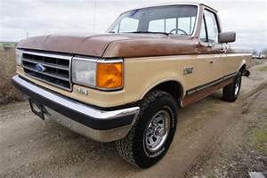 Rare 1990 Ford F150  4x4  1 Owner  95k Original Miles For