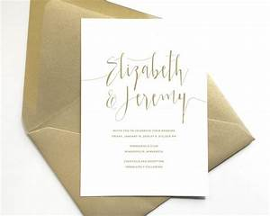 gold and white wedding invitations gold and white wedding With m and s wedding invitations
