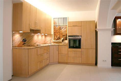 Kornmüller-musterküche Moderne L-küche Aus Massivholz