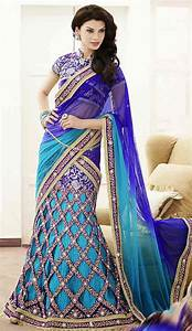 Banarasi Saree Latest Design 15 Stylish And Trendy Neck Blouse Designs For Half Sarees