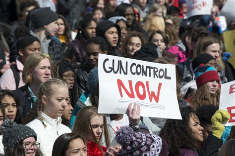 March For Our Lives student protest for gun control | Flickr