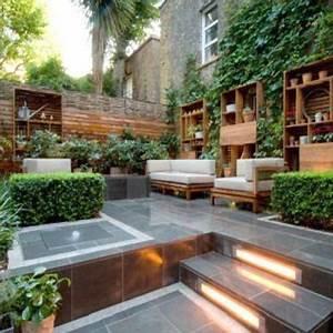 epingle par fernanda herrera sur jardines y exteriores With deco jardin zen exterieur 9 ensemble jardin moderne jardin autres perimatres