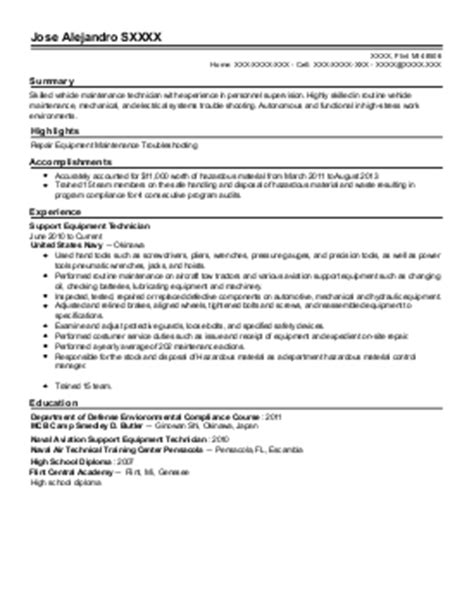 25u signal support systems specialist resume exle