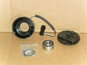 New Ac Compressor Clutch Repair Kit 2002