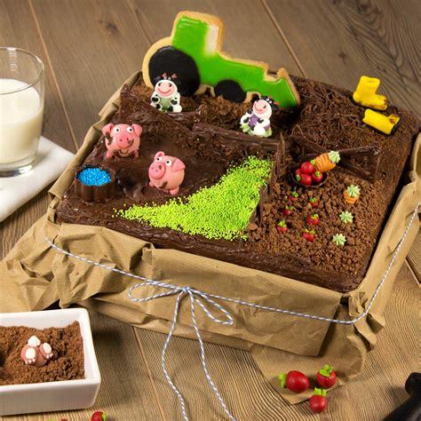 Bauer Kuchen by Mein Backset Bauernhof Der Ideen Shop De
