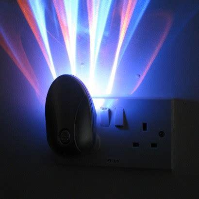 colour projector sensor light in