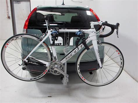 bike rack honda crv honda cr v thule helium aero 2 bike rack 1 1 4 quot and 2
