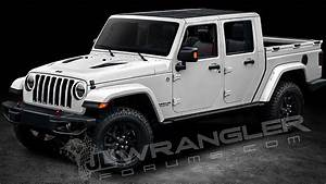 Forum Pick Up : jl wrangler forums releases renderings of future jeep pickup the drive ~ Gottalentnigeria.com Avis de Voitures