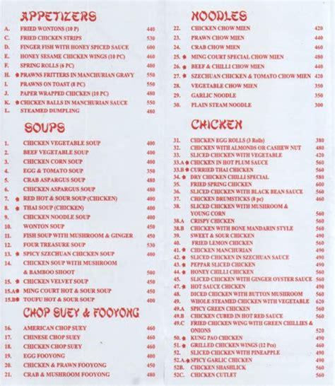 cuisine menu list food menu take out recipes meme box noodles near