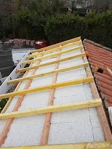 toiture terrasse ossature bois isolation wrastecom With isolation toiture terrasse bois