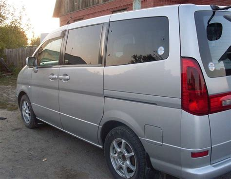 Nissan Serena Photo by 2001 Nissan Serena Photos 2 5 Diesel Ff Automatic For Sale