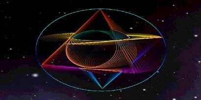 Tetrahedron Earth Energy Sphere Height