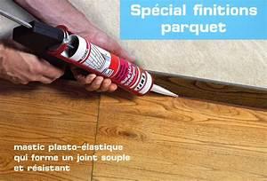 Joint de finition pour raccord de parquet for Joint finition parquet