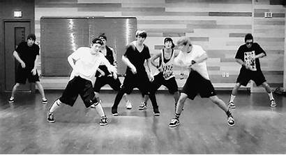 Boys Kpop Baile Bangtan