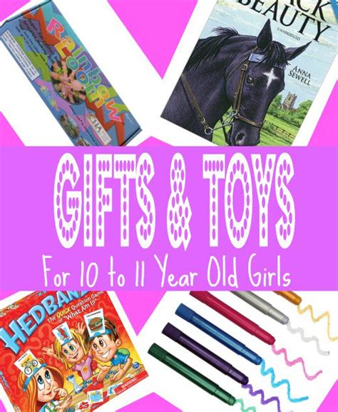 best gifts toys for 10 year old girls christmas