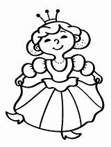 Queen Coloring Pages Clipartmag sketch template