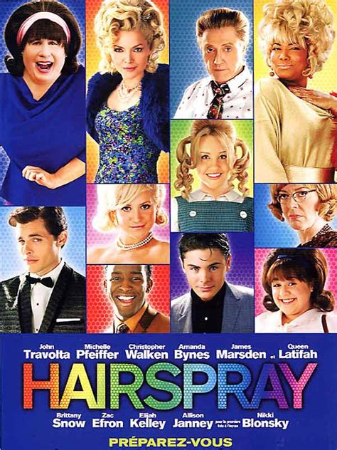 hairspray review trailer teaser poster dvd blu ray