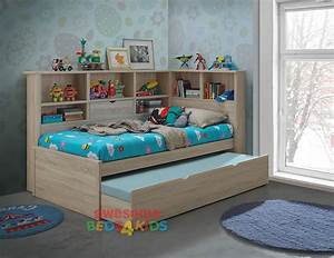 Kids Furniture: extraordinary trundle beds for children