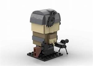 Lego U00ae Custom Kit Brickheadz Italian Soldier Whit Breda Mod