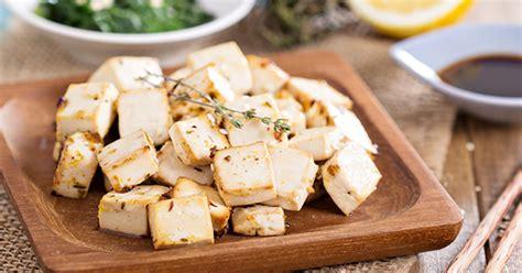 cuisiner le tofu nature 5 ères de cuisiner le tofu facilement