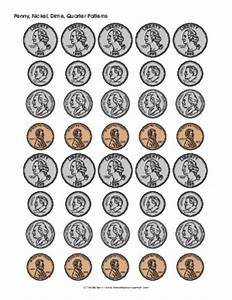 Penny Nickel Dime Quarter Worksheet - The Best and Most ...