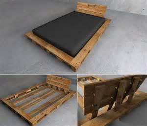 wand hinter dem bett selber bauen bett selber bauen für ein individuelles schlafzimmer design diy paletten bett freshouse