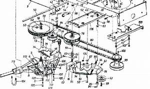 Yard Machine Mower Deck Diagram
