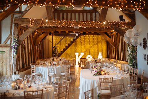 luxters barn wedding venue henley  thames
