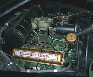 Oldsmobile V8 Engine