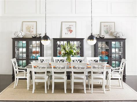 Coastal Dining Room Table Marceladickcom