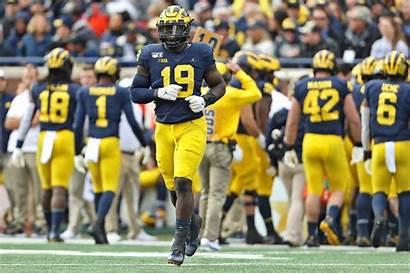 Michigan Paye Kwity Football Goal Mlive Return