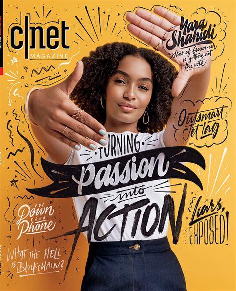 yara shahidi  cnet magazine  inspirationde