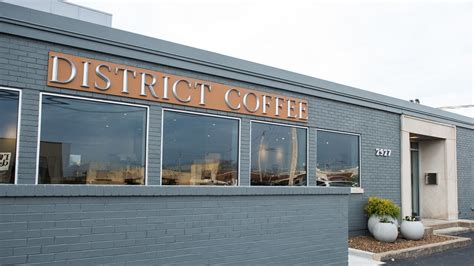 We understand that you're looking for a great coffee experience. District Coffee shop opens on Sidco Drive