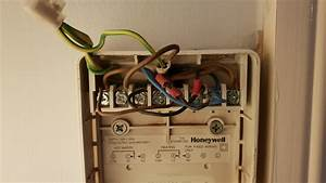 Honeywell St699 For Wiser 2 Channel Progammer Wiring