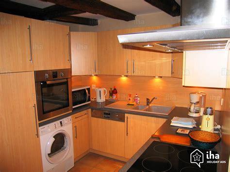 cuisine colmar location studio à colmar iha 70370