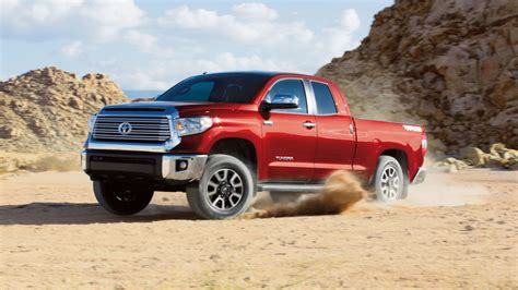 Consider The Trd Off-road Package For Your Toyota Tundra