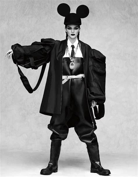 Kendall Jenner - Photoshoot for Vogue Japan, October 2016 ...