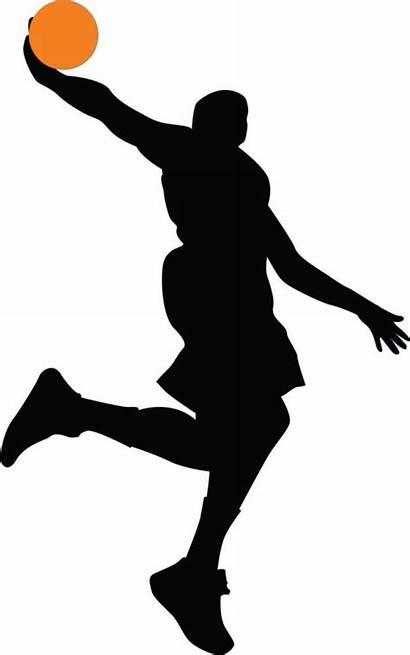 Silhouette Basketball Wall Player Decal Jordan Michael