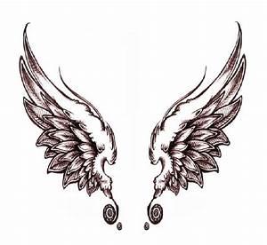 28 best angel wings images on Pinterest   Angel wings ...