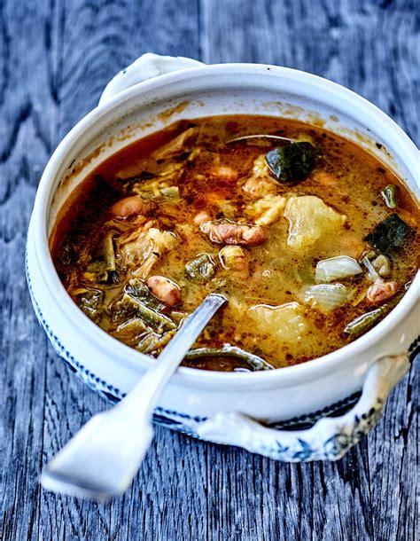 recette de cuisine corse soupe paysanne d été pour 4 personnes recettes à table