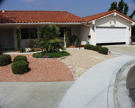 Gravel Yard by Watersmart Landscape Water Smart Landscape Gravel Yard