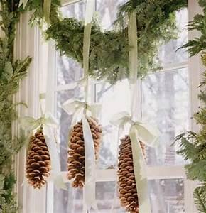 Hängende Deko Fürs Fenster : fensterdeko zu weihnachten 67 super bilder ~ Markanthonyermac.com Haus und Dekorationen