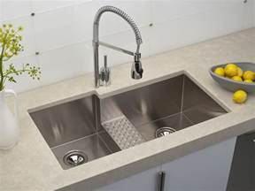 best faucets for kitchen sink choosing modern stainless steel kitchen sinks with high quality sink faucets