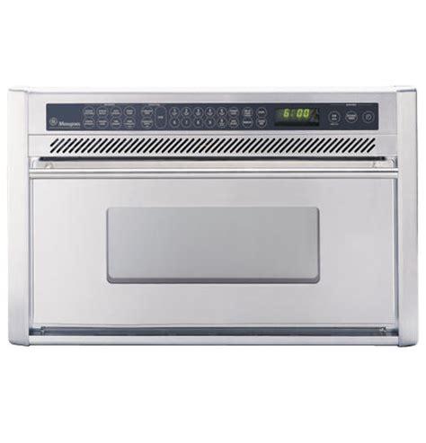 zmcsf ge monogram built  microwave convection oven monogram appliances